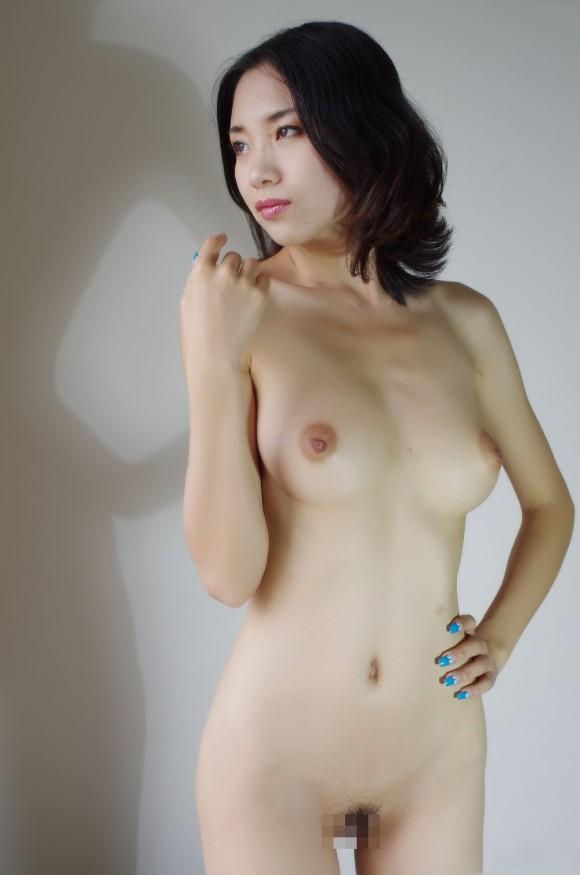 中国人美女スタイルは最高でも顔が惜しいそんな中国人の