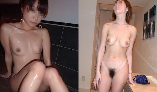 素人 全裸 素人娘の全裸ヌード💕という最高峰のオカズエロ画像40枚😍