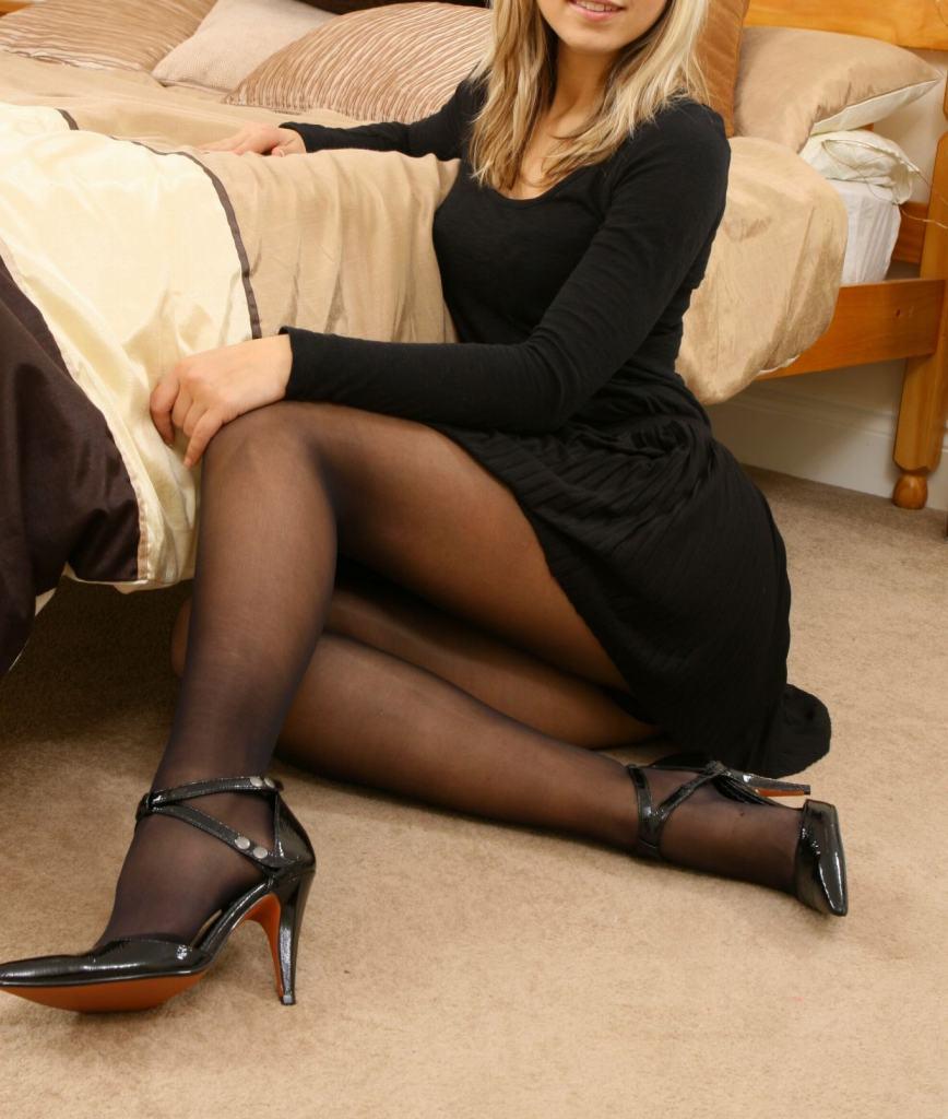 Petite Milf Stockings